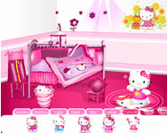 Hello Kitty berendez�s j�t�k