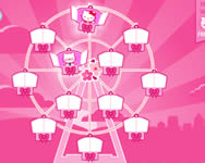 Hello Kitty ferris wheel friends online j�t�k