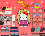 Hello Kitty �lt�ztet� Hello Kitty j�t�kok ingyen